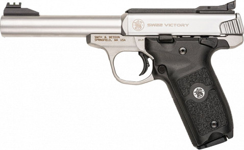 Smith & Wesson SW22 Victory facing left