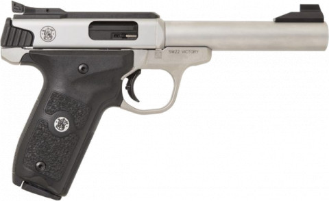Smith & Wesson SW22 Victory facing right