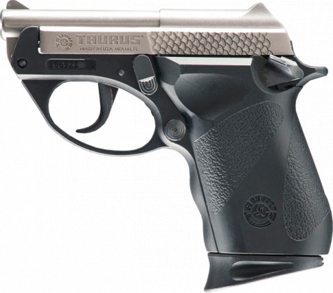 Taurus 22 Poly facing left