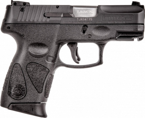Taurus PT111 G2 facing right