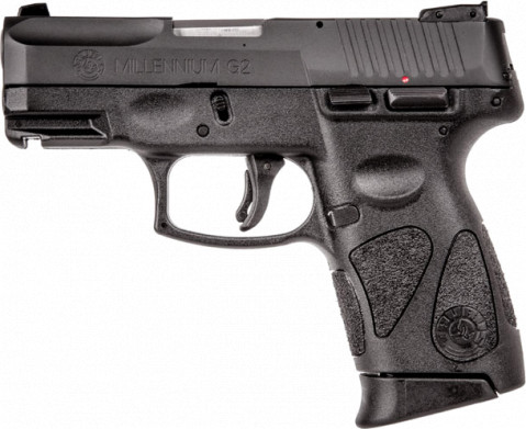 Taurus PT111 G2 facing left