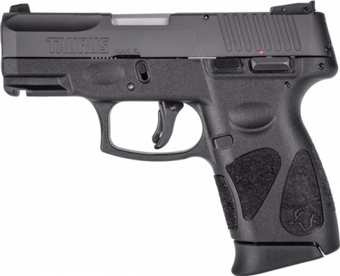 Taurus G2c facing left