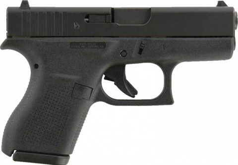 Glock G42 facing right