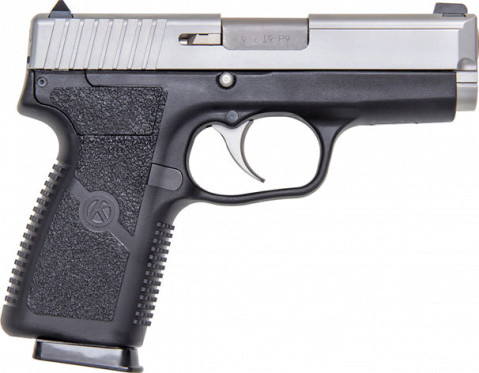 Kahr P9 facing right
