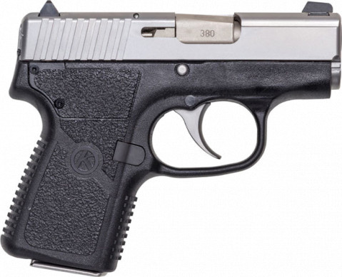 Kahr P380 facing right