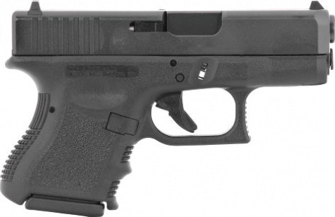 Glock G26 Gen4 facing right