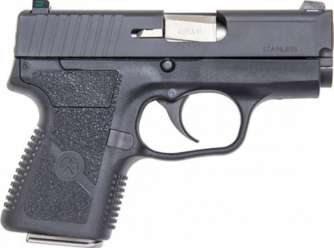 Kahr PM40 facing right