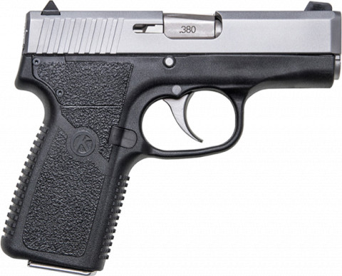 Kahr CT380 facing right