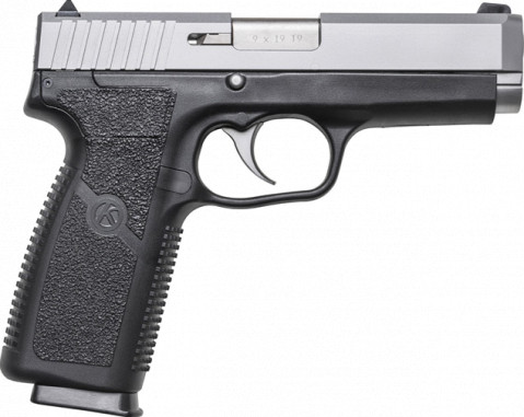 Kahr CT9 facing right