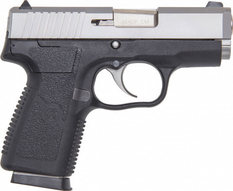 Kahr CM45 facing right