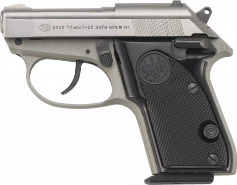 Beretta 3032 Tomcat facing left