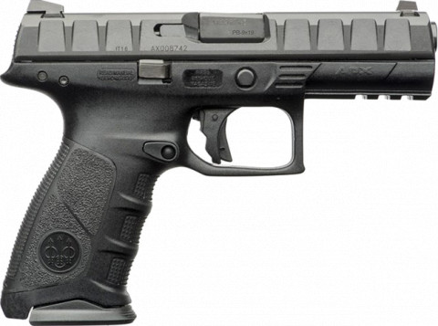 Beretta APX facing right