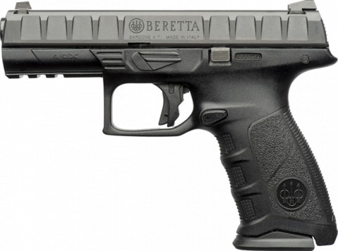 Beretta APX facing left