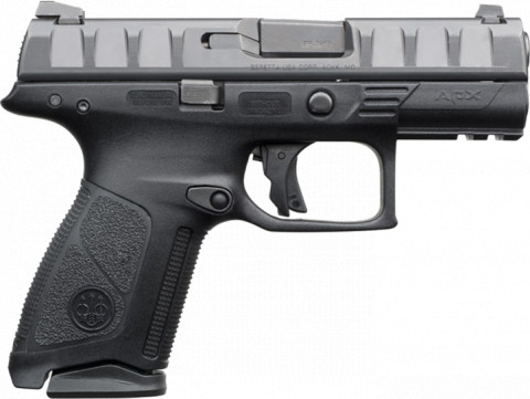Beretta APX Centurion facing right