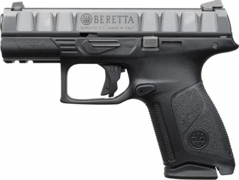 Beretta APX Centurion facing left