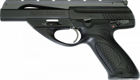 Beretta U22 Neos 4.5 facing left