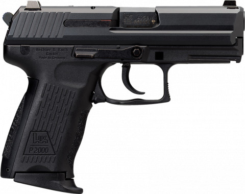Heckler & Koch P2000 facing right