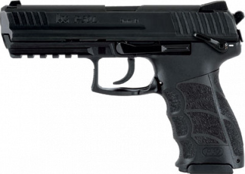 Heckler & Koch P30L facing left