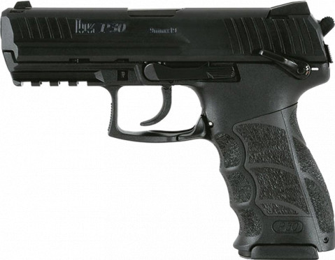 Heckler & Koch P30 facing left