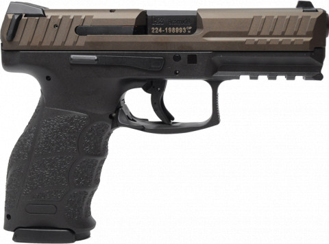 Heckler & Koch VP9 facing right