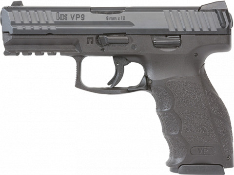 Heckler & Koch VP9 facing left