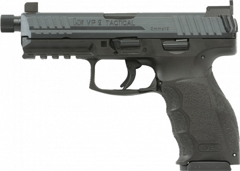 Heckler & Koch VP9 Tactical facing left