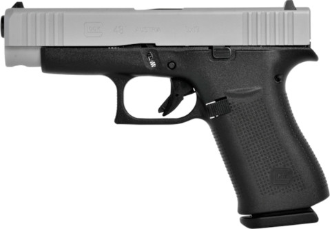 Glock G48 facing left