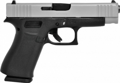 Glock G48 facing right
