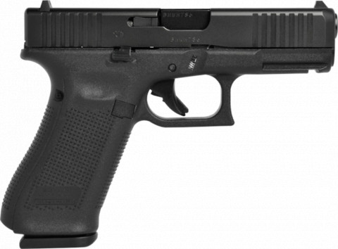 Glock G45 facing right