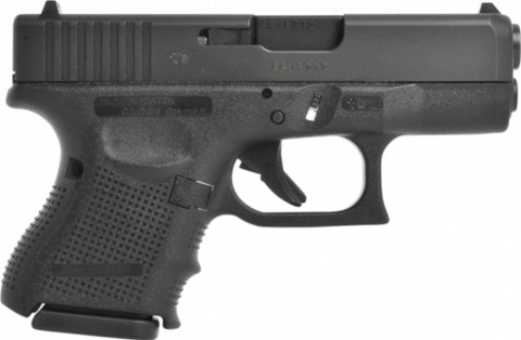 Glock G33 Gen4 facing right