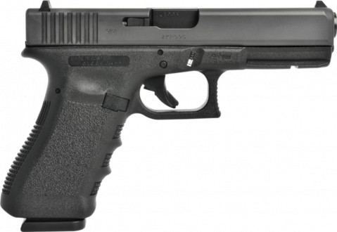 Glock G37 facing right