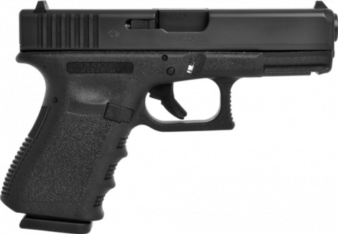 Glock G38 facing right