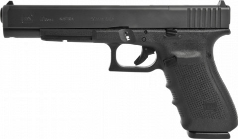 Glock G40 Gen4 MOS facing left