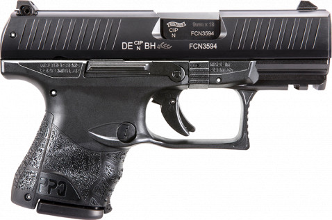 Walther PPQ SC facing right