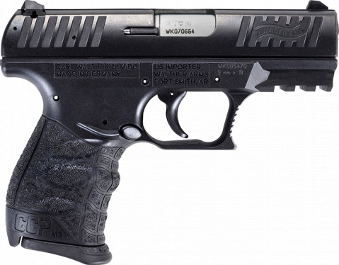 Walther CCP M2 facing right