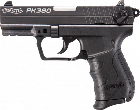 Walther PK 380 facing left