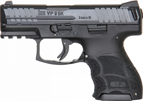 Heckler & Koch VP9SK facing left