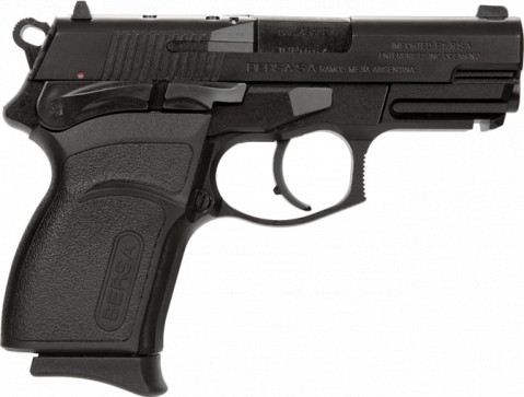 Bersa Thunder Pro Ultra Compact 45 facing right