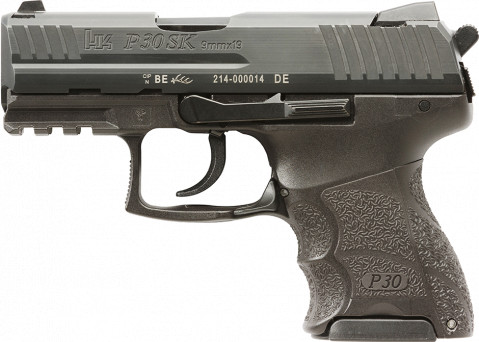 Heckler & Koch P30SK facing left
