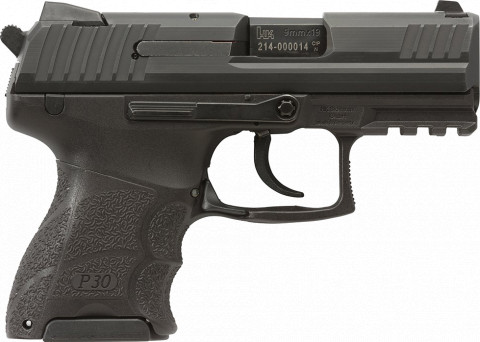 Heckler & Koch P30SK facing right