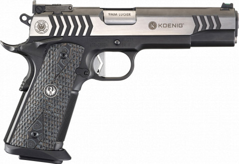 Ruger SR1911 Competition facing right