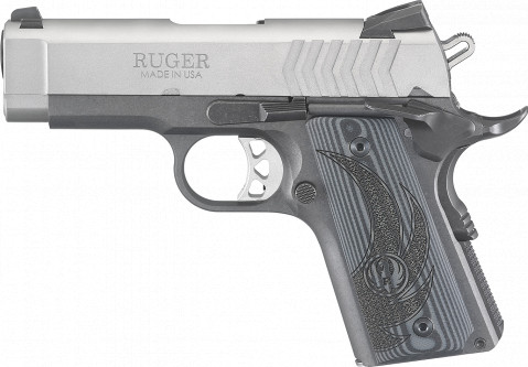 Ruger SR1911 Officer facing left