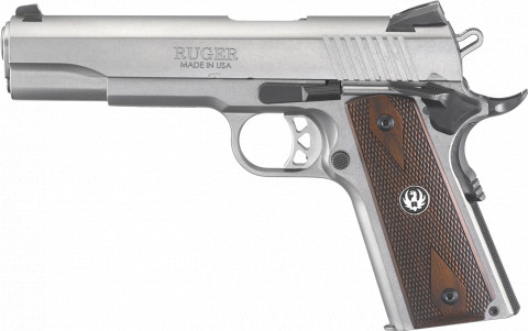 Ruger SR1911 Standard facing left