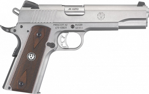 Ruger SR1911 Standard facing right