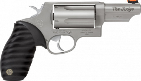 "Taurus Judge 3"" facing right"