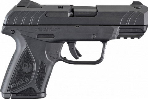 Ruger Security-9 Compact facing right