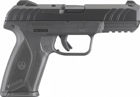 Ruger Security-9 facing right