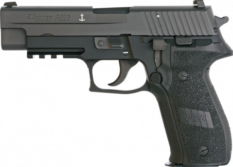 Sig Sauer P226 Full Size facing left