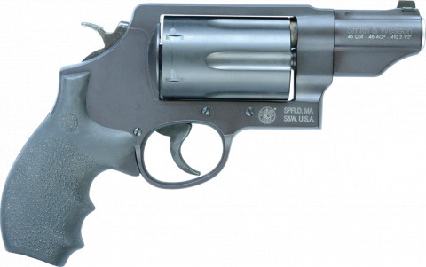 Smith & Wesson Governor facing right
