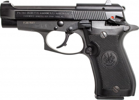 Beretta 85FS Cheetah facing left
